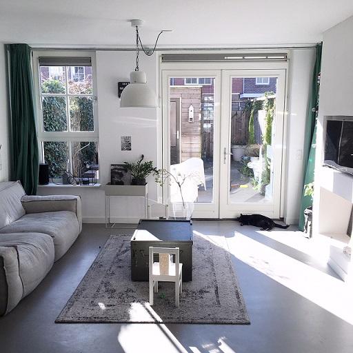 Openslaande deuren woonkamer