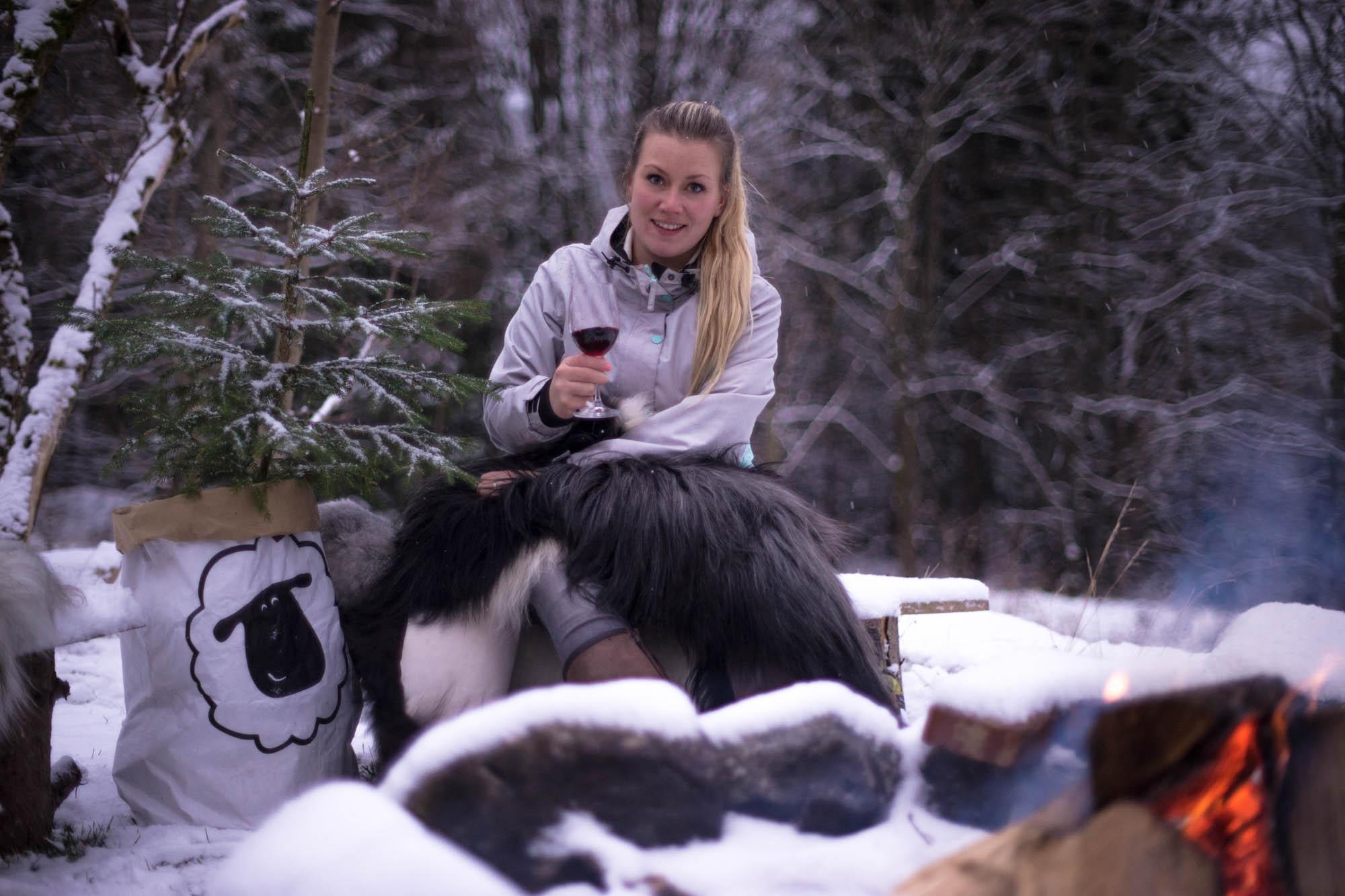Sheepy Natasja schapenvacht