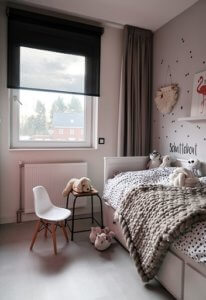 rolgordijn slaapkamer