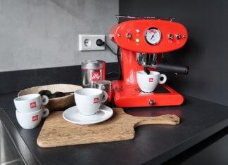 koffiezetapparaat illy huizedop