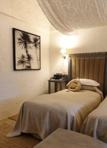 masseria slaapkamer