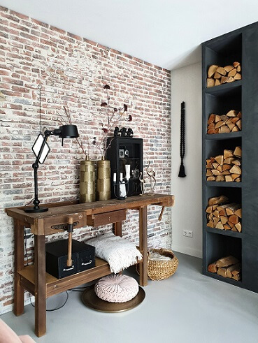 huizedop styling interieur