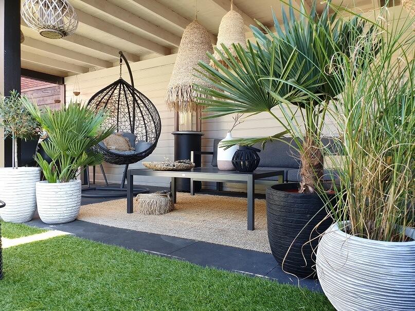 veranda bloempotten capi