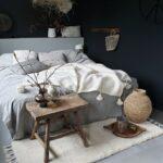 houten bankje slaapkamer