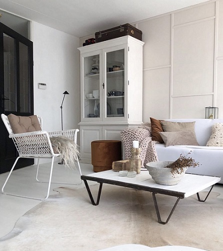 interieurstyling wit interieur