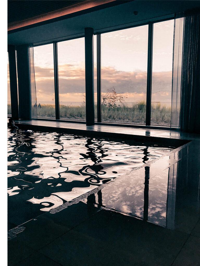 Wellness in designhotel cadzandbad
