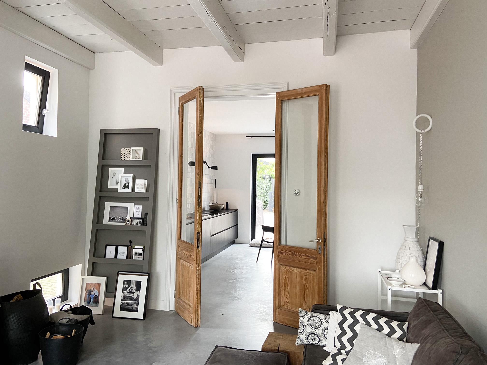 Ensuite deuren interieur binnenkijker
