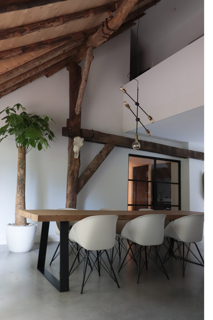 Huizedops binnenkijker minimalistisch wonen