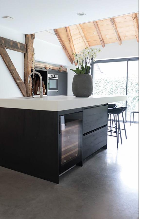 Keuken binnenkijker