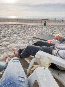 strandhuisje strandvakantie