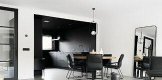 Minimalistisch en strak interieur
