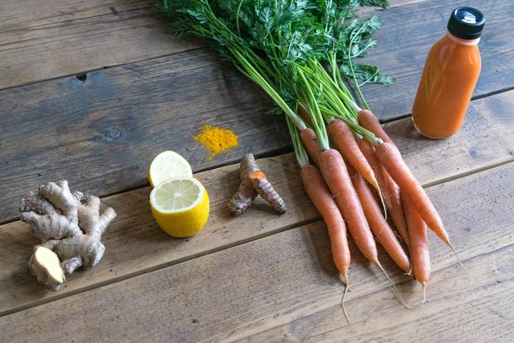 groentesap slowjuice