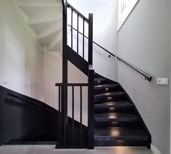 upstairs traprenovatie zoldertrap trap trappenhuis