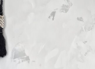 hoe maak je een betonlook muur